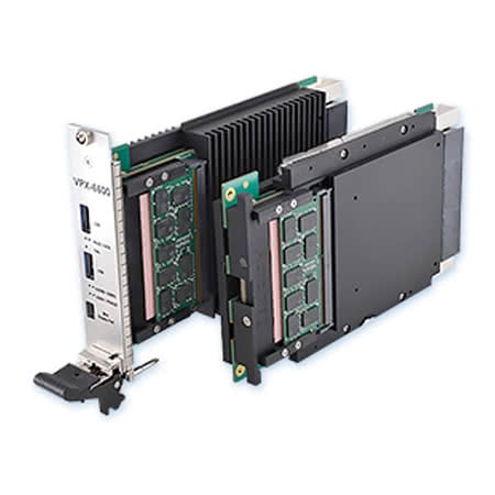 3U OpenVPX Single Board Computer