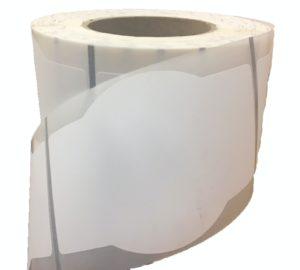 blank inkjet label rolls