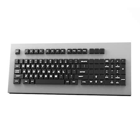 Ruggedized keyboards