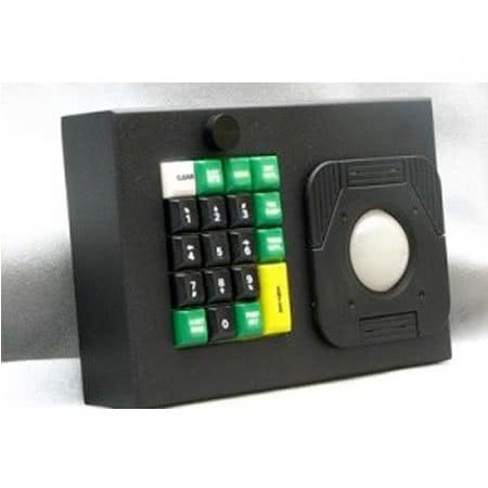 Rugged keypads