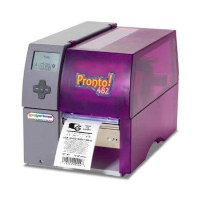 Pronto! 482 Barcode Label Printer
