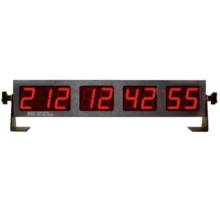 Time code displays