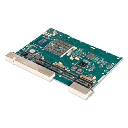 6U cPCI Single Board Computers
