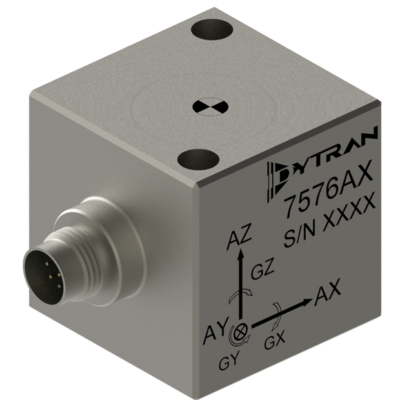 vibration accelerometer