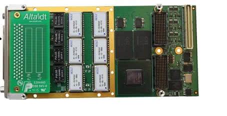 MIL-STD-1553 XMC Interface Card