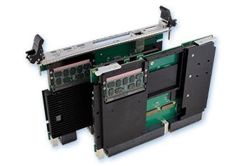 New 6U VPX Single Board Computer