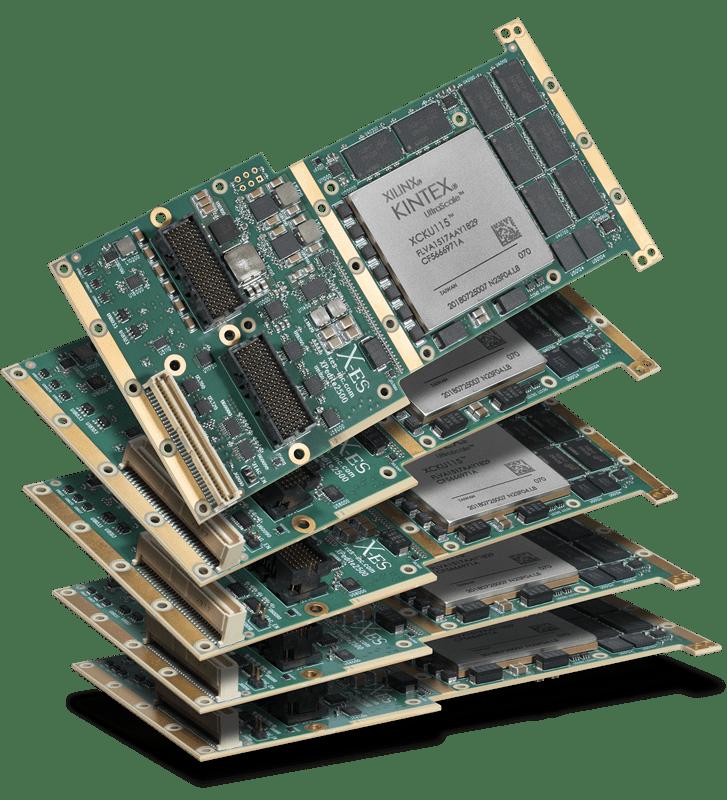 XMC FPGA Module