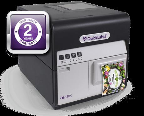 New QL-120X Colour Label Printer