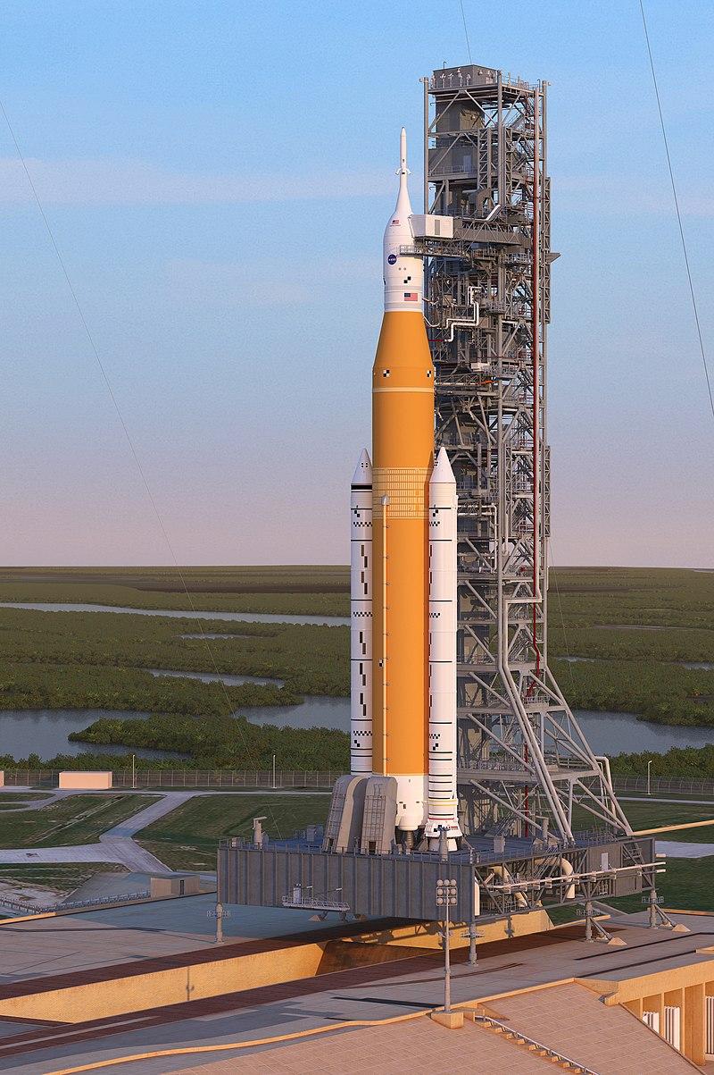 NASA PCM Telemetry Processing Station SLS Rocket