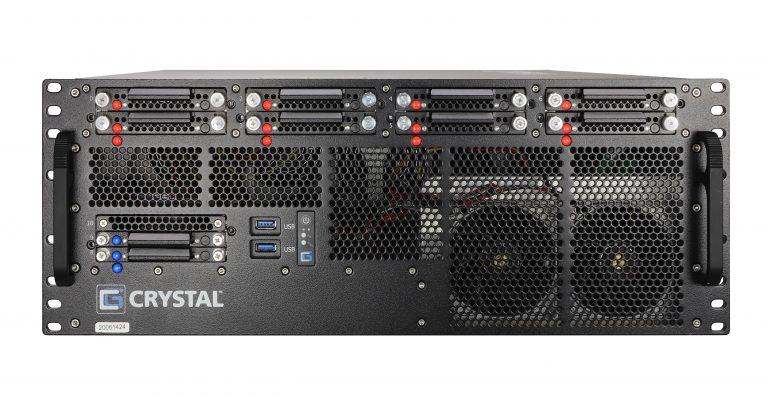 Rugged 4U Server with GPU