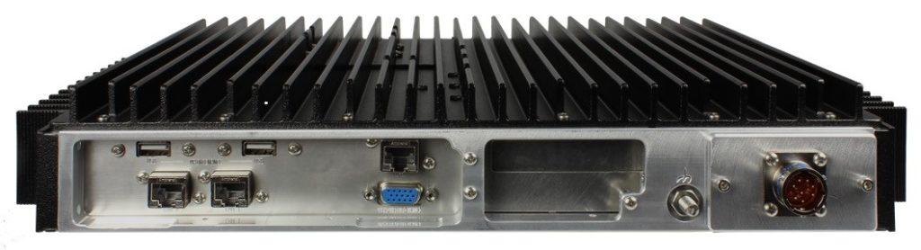 Back of Substation Computer